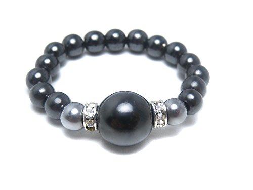 inter-charms-hematite-anillo-magnetico-elastico-con-perlas-de-hematita-tamano-perlas-entre-4-y-8-mm