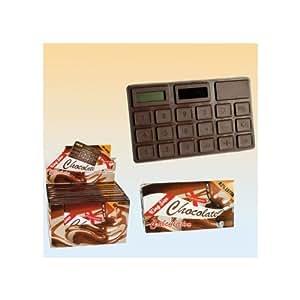 Calculatrice Chocolat Géante, Gadget Solaire