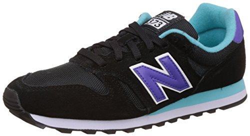 New Balance Nbwl373bpg, Scarpe da Ginnastica Donna Black (Black/001)