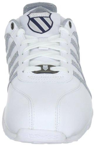 K-Swiss ARVEE 1.5 02453-195-M, Baskets mode homme Blanc (TR-B2-Blanc-66)