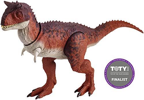 Jurassic World Carnotaurus Figure, Multicolor (Mattel FMW89)