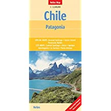 Chile - Patagonia : 1/2 500 000