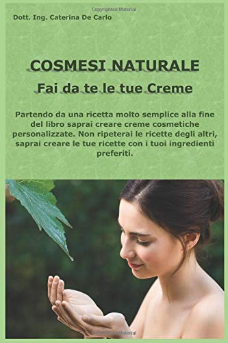 Zoom IMG-2 cosmesi naturale fai da te