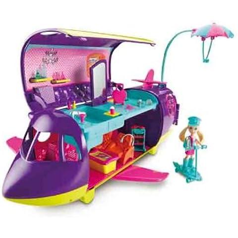 Mattel W1771 Polly Pocket - Avión