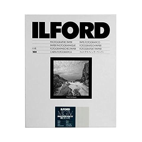 Ilford 1771019 Papier Photo 12,7 x 17,8 cm 100 feuilles
