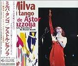 Sings Astor Piazzola by Milva