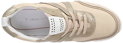 Marco Tozzi Damen 23711 Sneakers Pink (ROSE ANT.COMB 512)