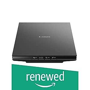 (Renewed) Canon LIDE300 Scanner (Black)