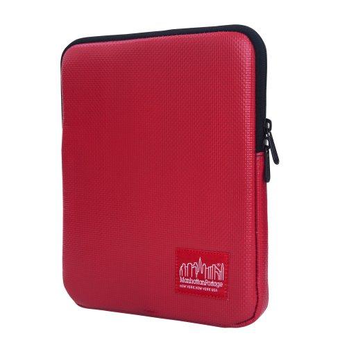 vinyl-ipad-sleeve-red