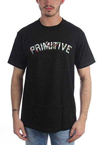 Primitive Herren T-Shirt Schwarz