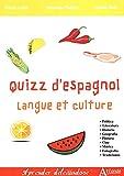 Quizz d'espagnol - Langue et culture