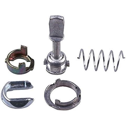 bdp52–1Door Lock Barrel Repair Kit, Front Left And Right Door For VW Golf 4Bora Jetta 1997–2003;
