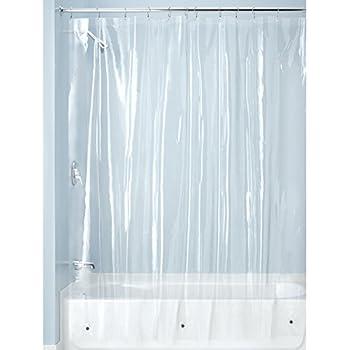 anaterra duschvorhang transparent inkl ringe 180 x 200 cm anaterra k che haushalt. Black Bedroom Furniture Sets. Home Design Ideas
