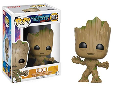 Guardians of the Galaxy - Funko Pop Vinyl Figur - Baby Groot