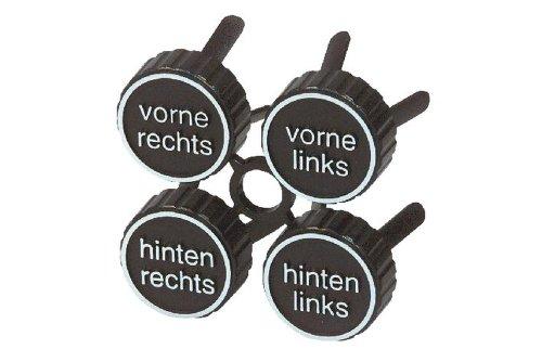 Set de 4 pièces pour marquage de pneus