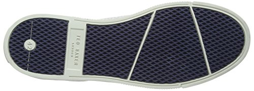 Ted Baker Herren Sarpio Sneaker Weiß (White #ffffff)