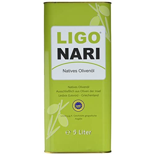 Ligonari Natives Olivenl 500l Kanister 1er Pack 1 X 5 L