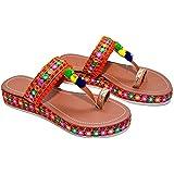 Zoyi Ethnic Sandal