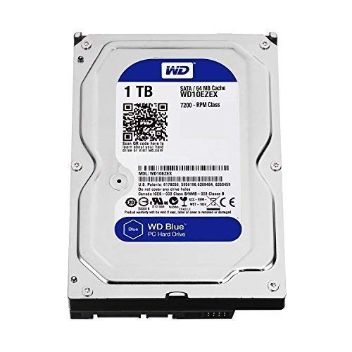 Western digital - WD Caviar Blue Disque Dur Interne 3,5'' - SATA -...