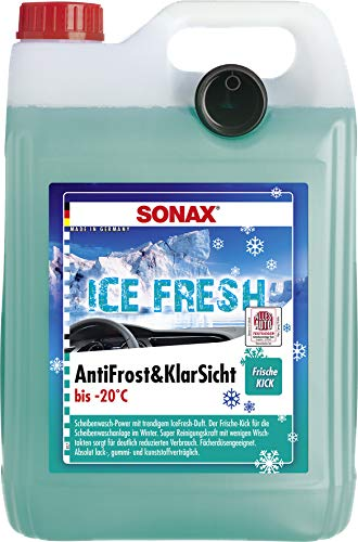 SONAX Anti Gelo klarsicht - 20 °C Ice Fresh