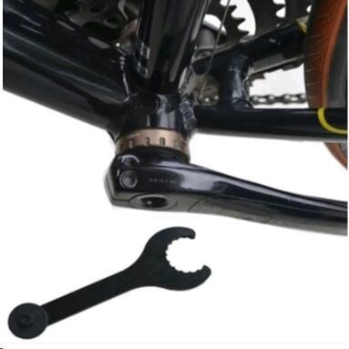 Antifire® Fahrrad Tretlager Schraubenschlüssel Antifire® Innenlager Werkzeug Schlüssel Repair Tool Kubelschlüssel Verwendet für Mountainbike, faltende Fahrrad ,Straße Radfahren