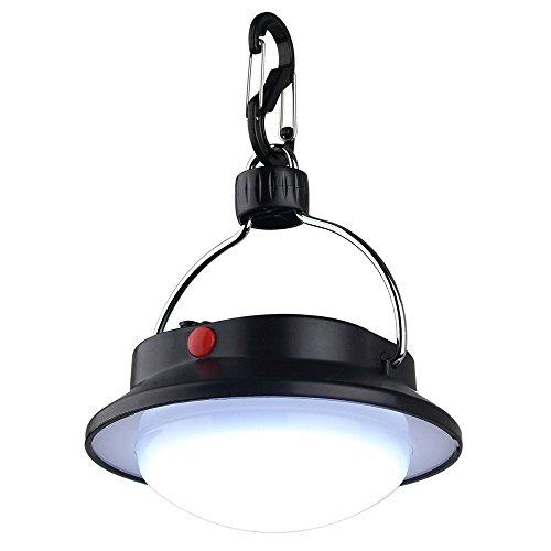 PROZOR Lanterna da Campeggio / LED Lanterna Lampada Luce da Campeggio Portatile - Luce Notturna 60 LED da Tenda Esterno Interno con Batteria Ricaricabile e USB Cavo per Campeggio Escursione