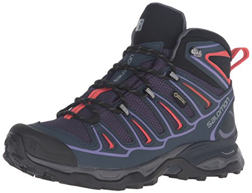 salomon-womens-x-ultra-mid-2-gtx-w-hiking-boots-grey-nightshade-grey-deep-blue-coral-pun-7-uk