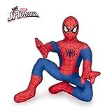 Marvel - Spiderman Seduta in Peluche Posa Ragnatela 7'87 '/ 20 cm qualità nylex