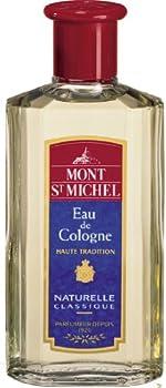 Mont St Michel - Eau de Cologne - Naturelle Classique - Flacon 500 ml