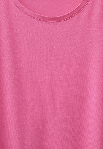 Street One Damen Weiches Shirt Gunja flamingo pink (pink)