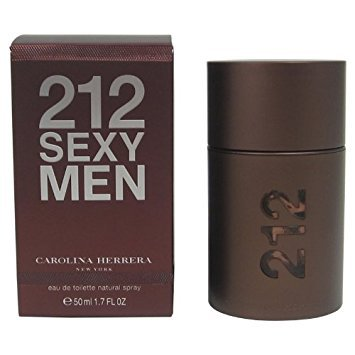 CAROLINA HERRERA 212 SEXY MEN eau de toilette spray 50 ml