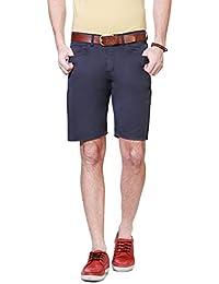 People Men's Cotton Shorts