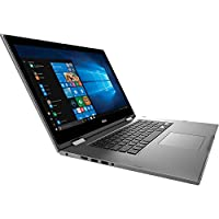 Dell Inspiron 15-5579 2 IN 1 (Intel Core i5, 8th Generation, 16 GB RAM PC4, 256 GB SSD M.2, Intel Shared Graphic, X360 Convertible, Touch Screen, 15.6 Inches, FHD Display) Window 10