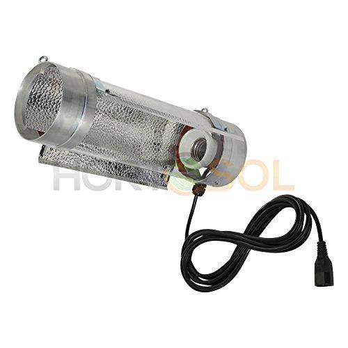 HORTOSOL E40 Cooltube Reflektor 125mm x 400mm für HPS und MH -