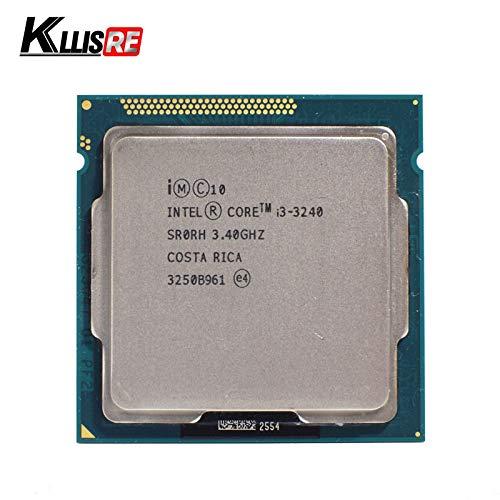 DIPU WULIAN Intel I3 3240 Dual-Core 3.4GHz LGA 1155 TDP 55W 3MB Cache i3-3240 CPU Processor