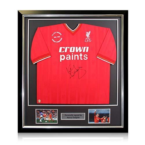 Exclusivememorabilia.com Camiseta fútbol Liverpool