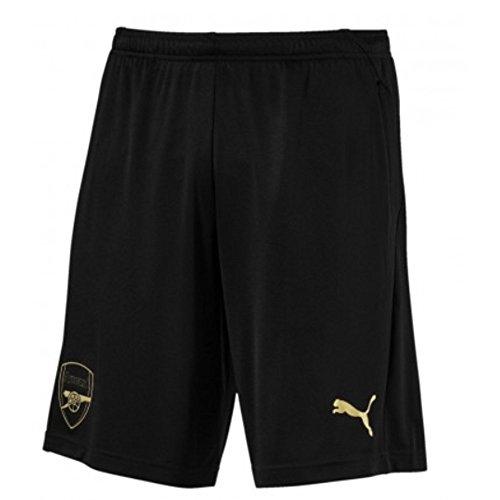 Puma Herren Arsenal FC Zipped Pockets with Inner Slip Training Shorts Black, XL Preisvergleich