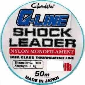 Shock Leader 50m 801bs 0,78mm 6P