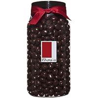 Rita Farhi Dark Chocolate Covered Coffee Beans in a Gift Jar, 770g