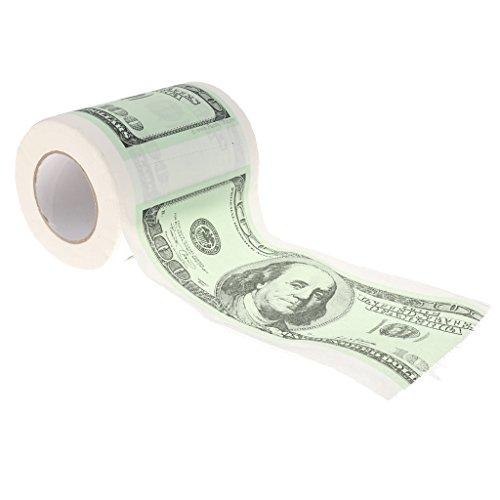 Hundert Dollar Schein 100 Toilettenpapier Geld Rolle Gagwitz Neues Geschenk