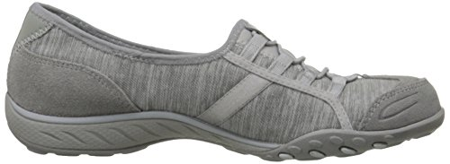 Skechers - Breathe-easy allure, Scarpe da ginnastica Donna Grey