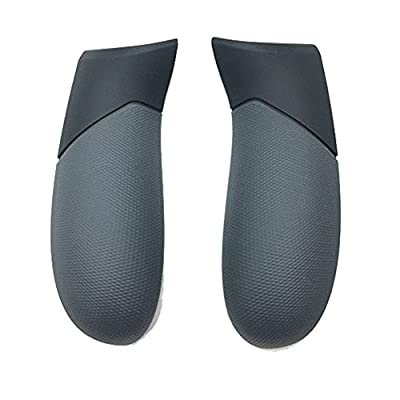 Meijunter Replacement Rear Handle Grip Side Cover Left Right Panel 1 Pair Repair Part for Xbox One Elite Controller by Huizhou City Junsi Electronics Co., Ltd.
