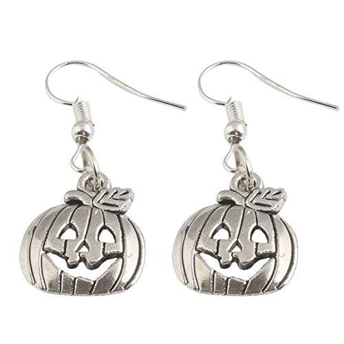 Emorias Ausgefallene Ohrringe Ohrhänger Ohrring-Geschenk-Ideen Halloween Damen Ohrringe Drop Baumeln Ohrring für Damen fashon Schmuck(1.9 * ()