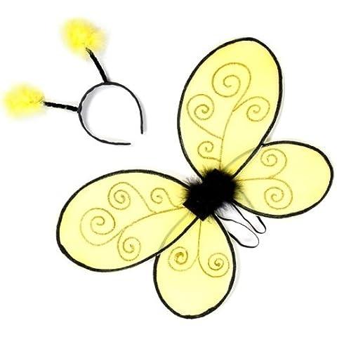 Accessori: Bumble-Bee Wings Set