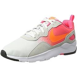 Nike Damen 882267 Sneakers, Mehrfarbig (Platino / Rosa / Mayo), 38 EU