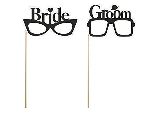 SiDeSo® Foto Gadgets Bride Groom Foto-gadget
