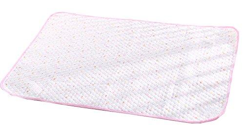Einzigartige Baby-Home Reise-Urin-Auflage Abdeckung Pad ändern 70 * 50cm, Rosa
