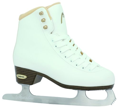 Head Damen Schlittschuhe Figure Skate Jade, weiß, 41.0, W2FG02