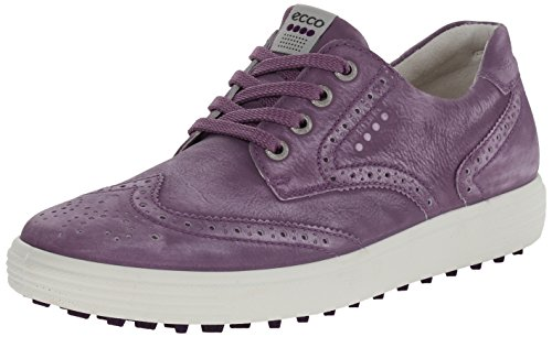 ECCO Women's Golf Casual Hybrid-W, Damen Golfschuhe, Violett - Grape - Größe: 37 EU/6-6.5 M US