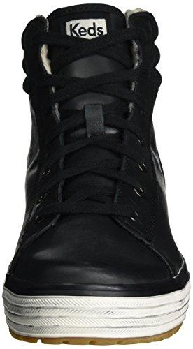 Keds HI RISE VINT. Damen Hohe Sneakers Schwarz (Black)